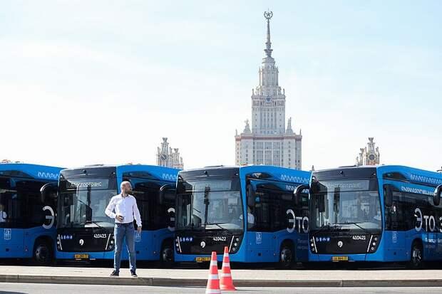 Транспорт будущего: когда в Москве появятся автобусы на водородном топливе и зачем менять электробусы
