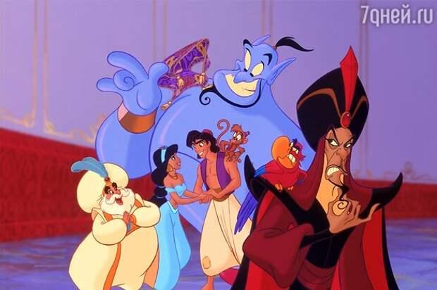 Лучшие мультфильмы Disney