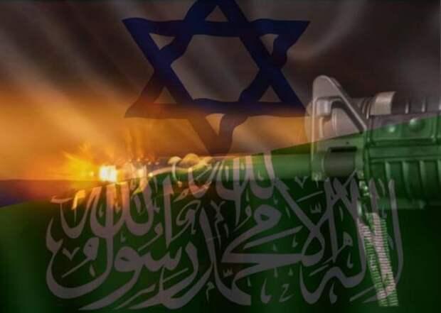 Представитель ХАМАС о войне с Израилем: «Калашников», «Град» и «Катюша» помогают палестинцам себя защитить