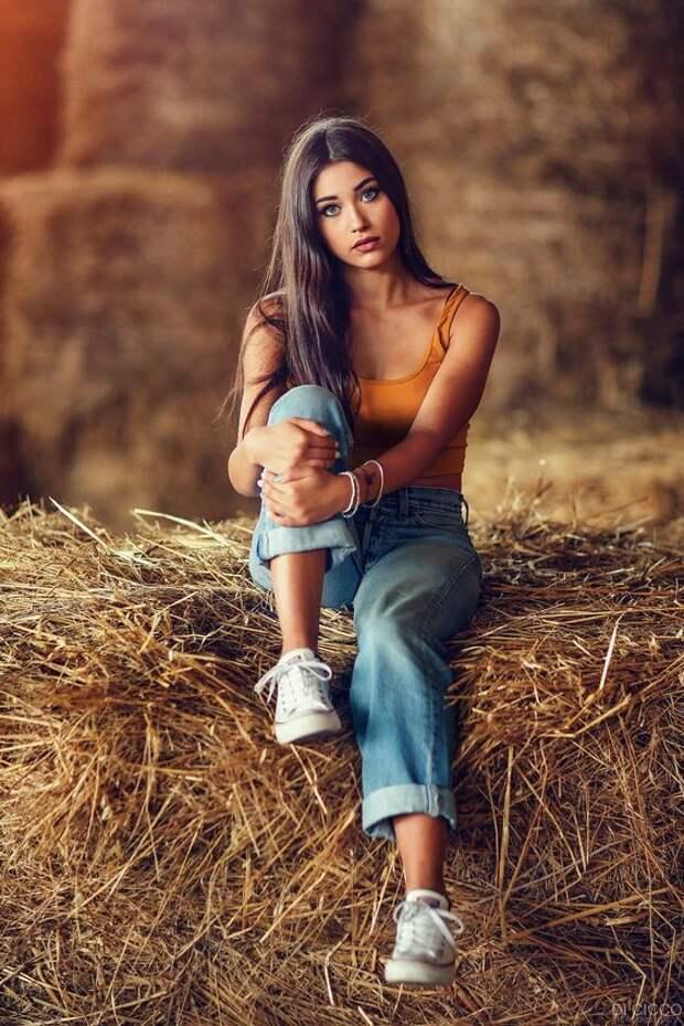 Красивые девушки фото - галерея