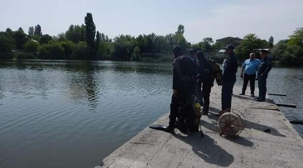 В симферопольском водоеме утонул 15-летний подросток