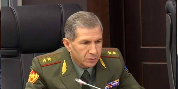 Армения лишилась главы Генштаба
