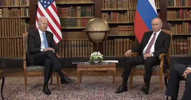 Психолог Черепанова указала на неуверенность Байдена на переговорах с Путиным