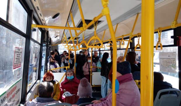 Власти Ростова предложили изменить маршрут автобуса №14