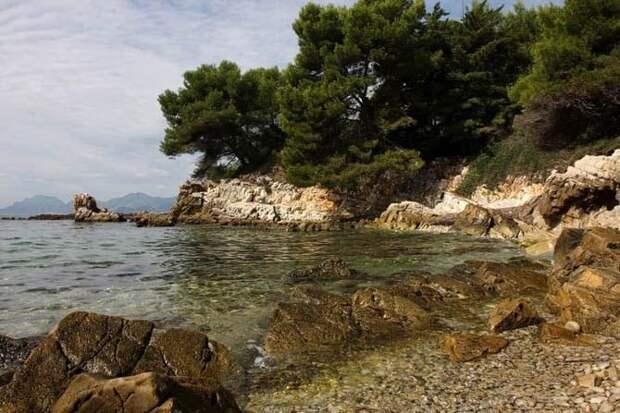 Лазурный берег — место, где мечтает оказаться каждый