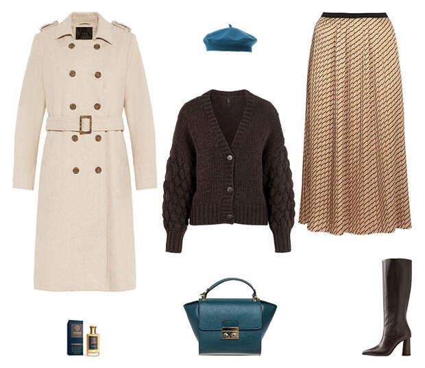 Зимний деловой гардероб: 5 образов от стилистов
