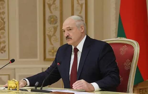 Лукашенко озвучил ответ на недружественные действия Украины