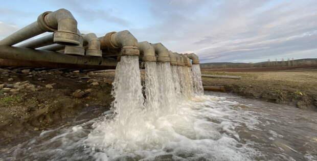 Новый источник водоснабжения Крыма оказался буквально под носом