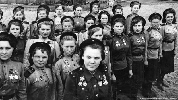 БАБИЙ ФРОНТ спецпроект «Нового Калининграда» о военном быте женщин