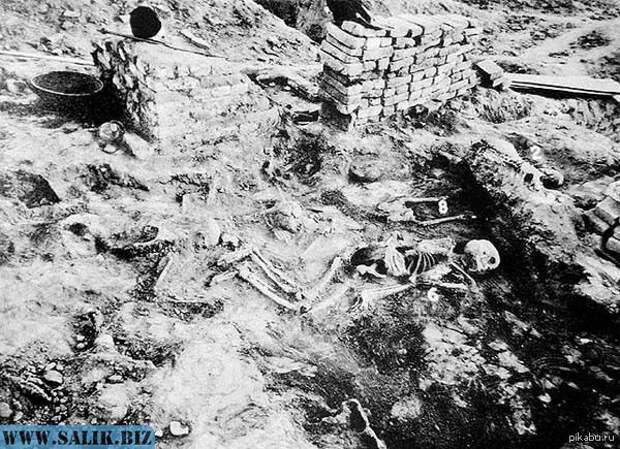 От какого ядерного оружия мог погибнуть древнеиндийский город?
