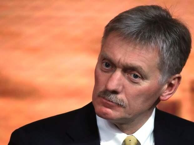 Пресс-секретарь Путина прокомментировал информацию о работе Петрова и Боширова на Кремль