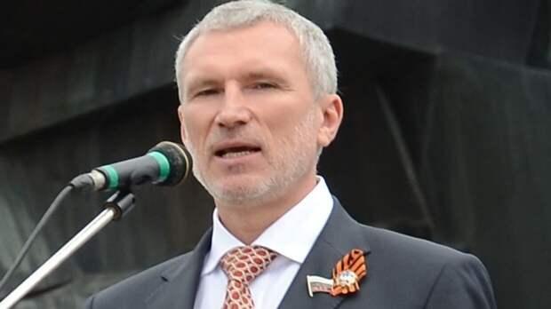 Лидер партии «Родина» встретился с ветеранами ВОВ из Тверской области