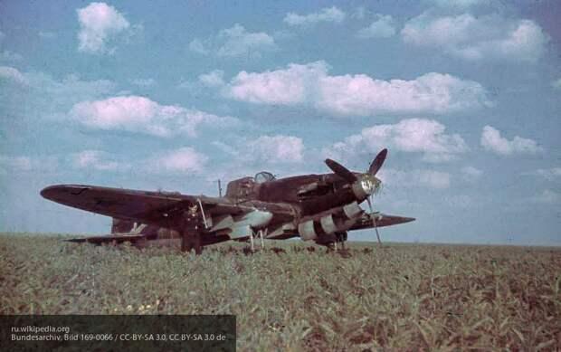 В США назвали самый грозный штурмовик СССР времен Второй мировой войны