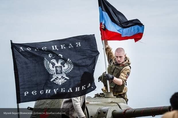 Погребинский указал на неминуемую потерю Украиной территории Донбасса