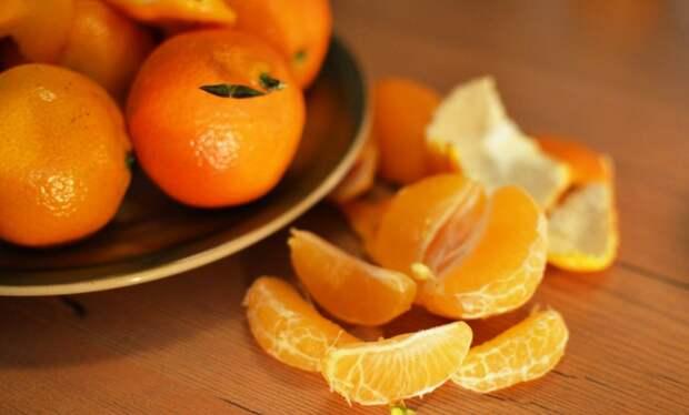 Чем полезны мандарины?
