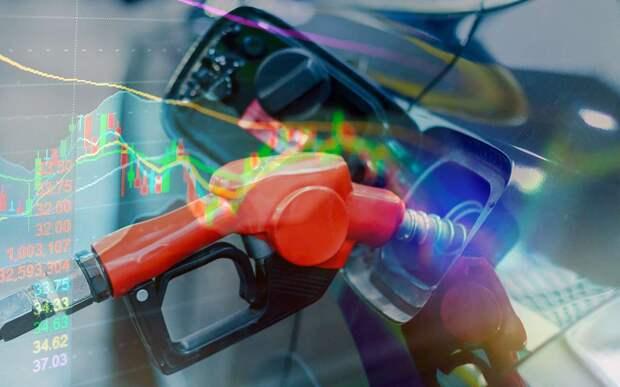 Власти могут заморозить цены на бензин и дизтопливо