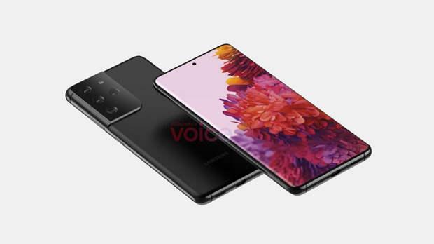 Раскрыты характеристики флагманского Samsung Galaxy S21 Ultra