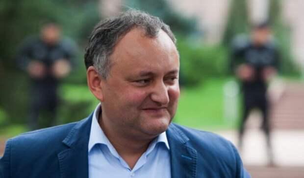 Додон сдул пыль с засохшего предвыборного пряника для русскоязычных