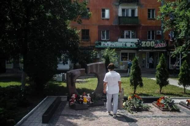 Горловское «кровавое воскресенье»: спустя 7 лет после трагедии