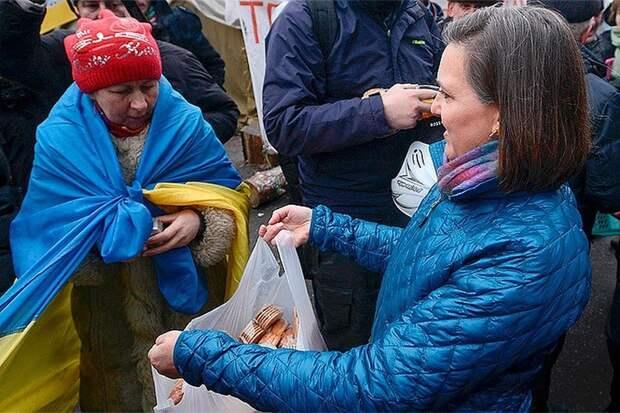 Сеть: «Попрыгайте перед Госдепом!» — Украина боится остаться зимой без газа
