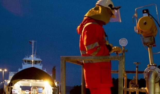 Shell грозит дополнительный экологический налог