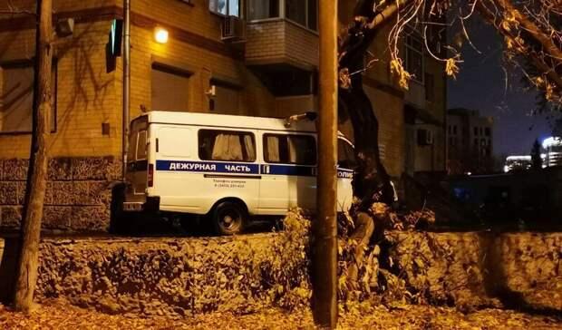 Около высотки на Сургутской обнаружили труп тюменца