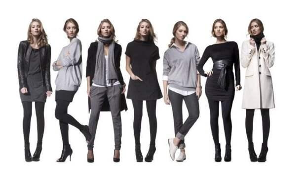 Что такое базовый гардероб и как это носить