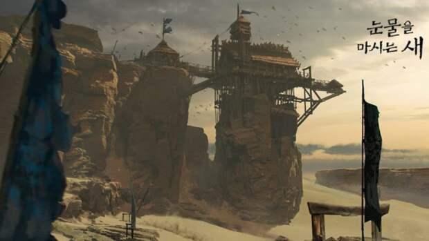 Создатель PUBG объявил о разработке фэнтезийной азиатской игры