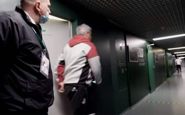 Сухина уже заходил в судейскую комнату, работая в «Локомотиве». Клуб до сих пор на испытательном сроке от КДК