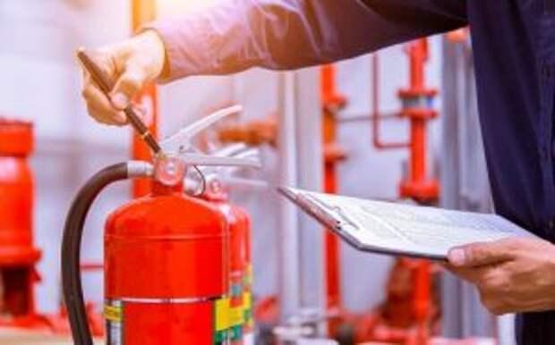 Насколько важно правильно пользоваться системами пожаротушения