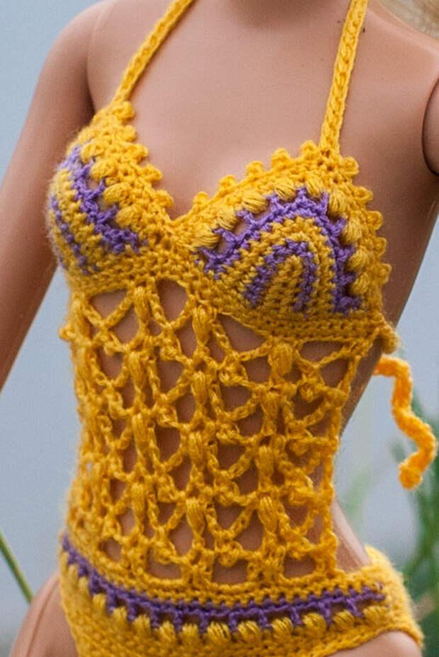 Вязание из швейных ниток. Ради чего такие мучения
