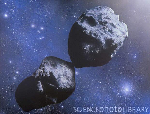 Целый новый мир на краю Солнечной системы