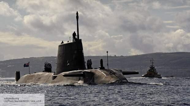 NI: Россия «ненавидит» новые британские подлодки типа «Астьют»