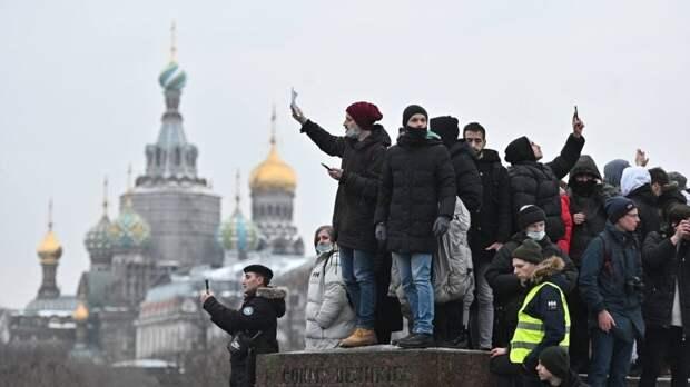 """Надежды ФБК на """"тысячи людей"""" в поддержку Навального не оправдались"""