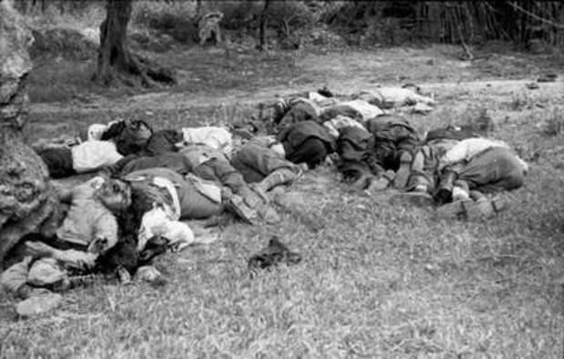 Карательная операция Вермахта в греческой деревне Кондомари 2 июня 1941 года