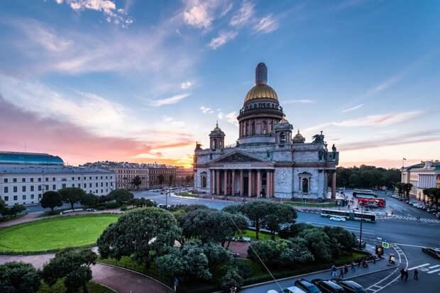 Занимательные факты о Санкт-Петербурге
