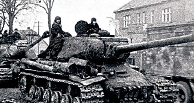Войска 3-го Белорусского фронта сжимают кольцо окружения Восточно-Прусской группировки противника