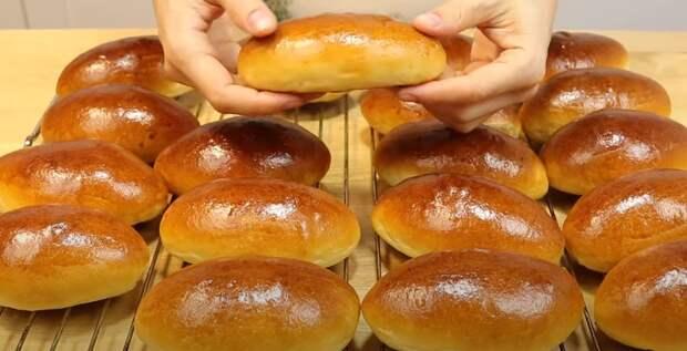 Пирожки с яблоками: мягкие и нежные, как мамины ручки. Заварное тесто долго не черствеет
