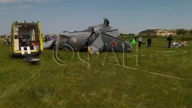 Один из погибших при крушении L-410 в Кузбассе совершил более 3,5 тыс. прыжков с парашюта