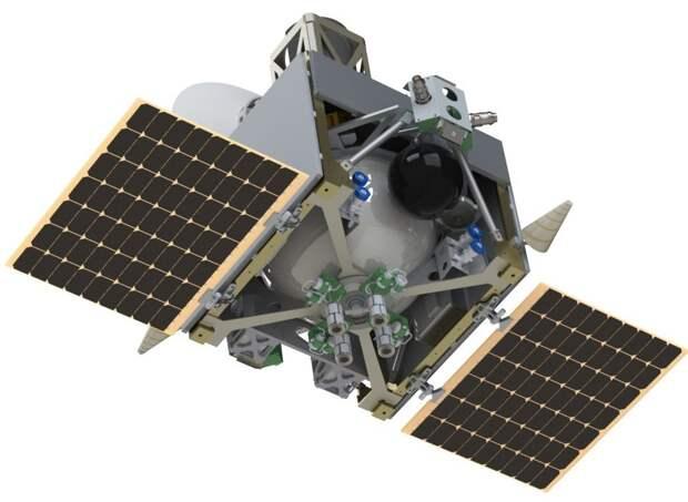 Завершено проектирование микроспутника, способного увидеть посадочные модули американцев на Луне