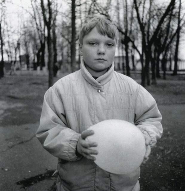 Россия в 90-е