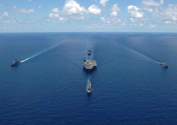 Более 30 кораблей НАТО проведут учения вблизи Крыма
