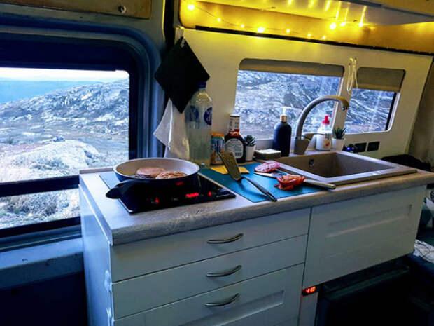 Путешествие в фургоне