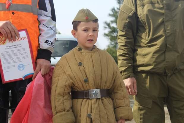 Крымскую наступательную операцию 1944 года разыграли на пейнтбольном поле Уссурийска