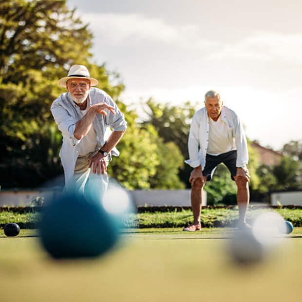 Для пенсионеров из Лианозова открыли новые спортивные группы