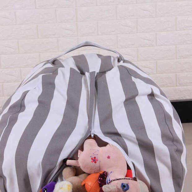 Однозначно пригодится в хозяйстве, можно прятать одежду и игрушки. /Фото: ae01.alicdn.com