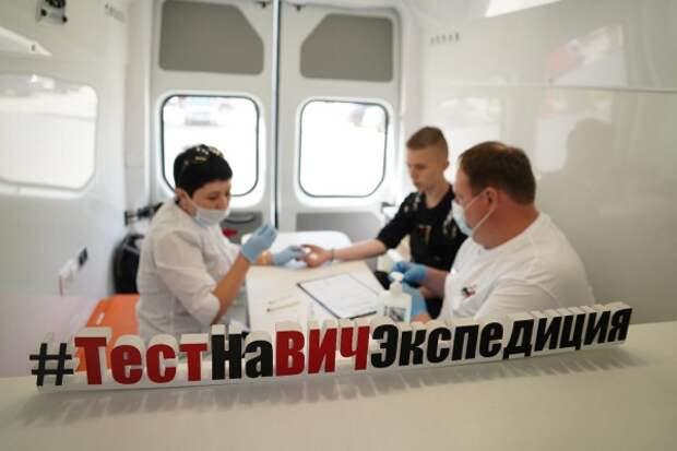 Жители Удмуртии смогут бесплатно и анонимно сдать тест на ВИЧ