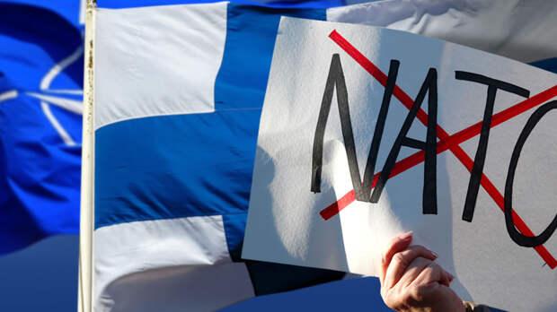 Финны испугались коронавируса и отказались от НАТО