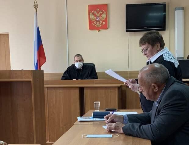 Адвокат экс-главы Удмуртии Александра Соловьёва не явилась на заседание суда