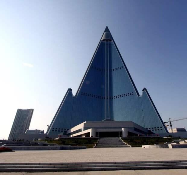 Данных о состоянии стройки в Корее пока нет. /Фото: orangesmile.com